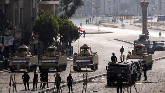 إغلاق السفارة البريطانية في القاهرة