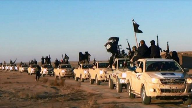 تنظيم الدولة الإسلامية يستعيد السيطرة على كل قرى البغدادية في الأنبار العراقية