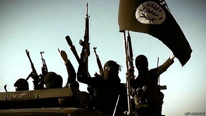 गठबंधन सेना के हवाई हमले में मारा गया IS का शीर्ष नेता