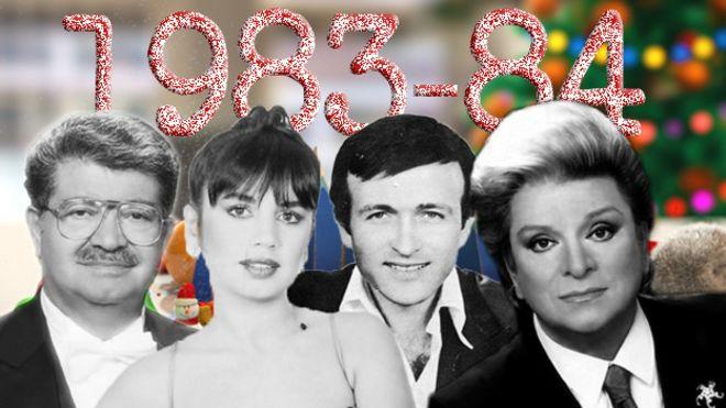 1983-84 Yılbaşı Özel - Turgut Özal, Zeki Müren, Sezen Aksu, Erol Evgin