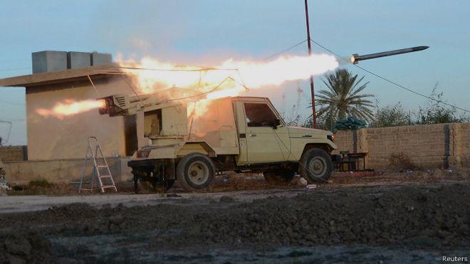 معارك متواصلة بين القوات العراقية و