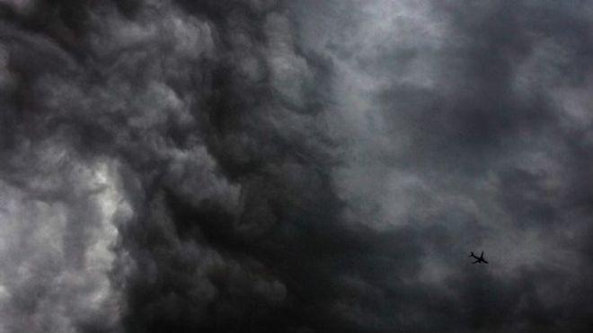 Pemanasan global intensifkan awan kumulonimbus