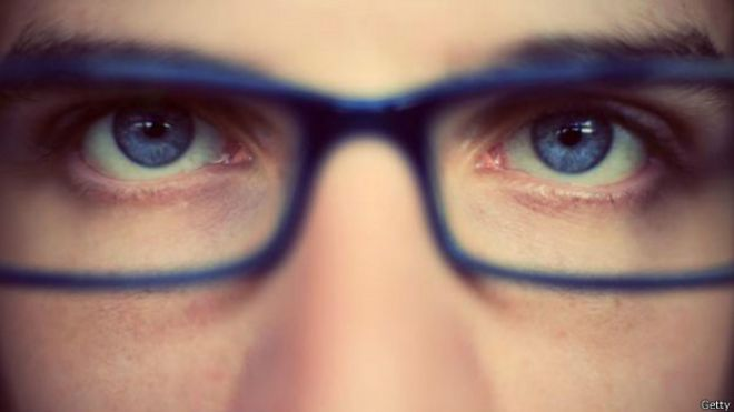 Ojos y anteojos