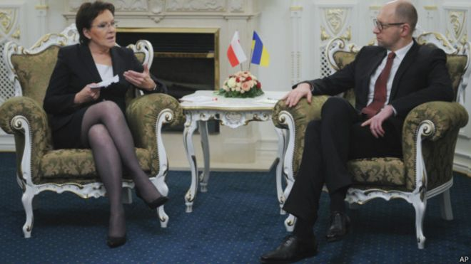 Українці з поляками будуватимуть новий газопровід