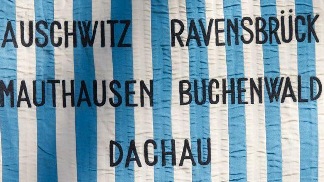 Nombres de campos de concentración nazis