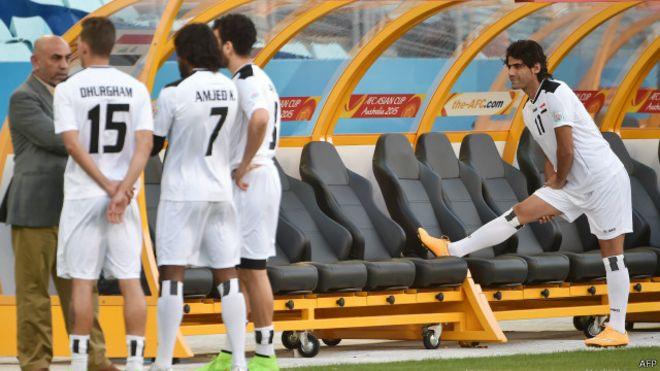 الاتحاد الآسيوي يرفض اعتراض إيران على لاعب عراقي، والايرانيون يشكون حكم المباراة