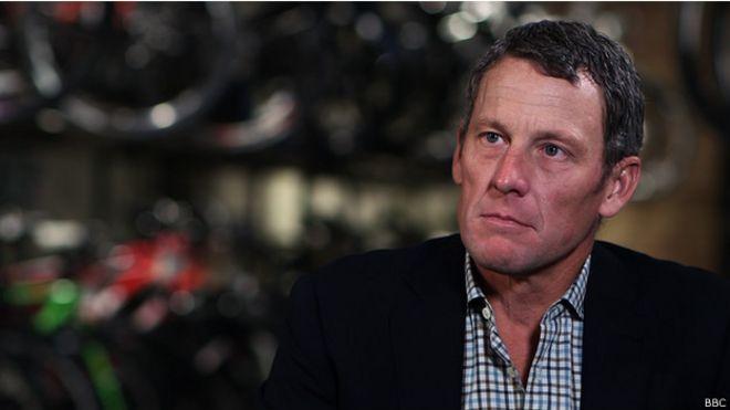 """Armstrong, sobre el dopaje: """"Probablemente volvería a hacerlo"""""""