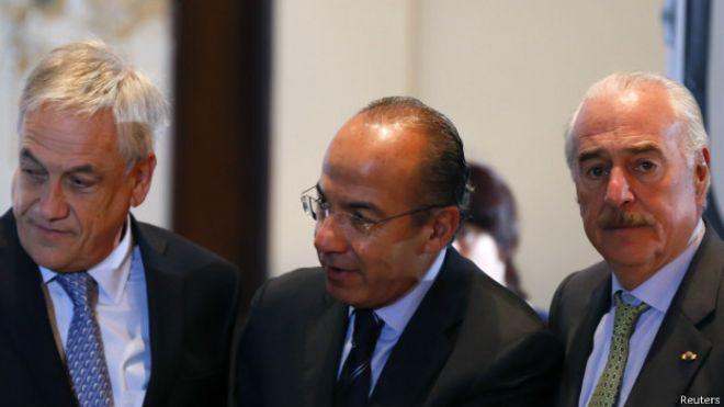 """Papel de los tres chiflados """"del terrorismo de estado"""" en Venezuela"""