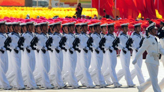 中國閱兵邀請令歐洲領袖左右為難