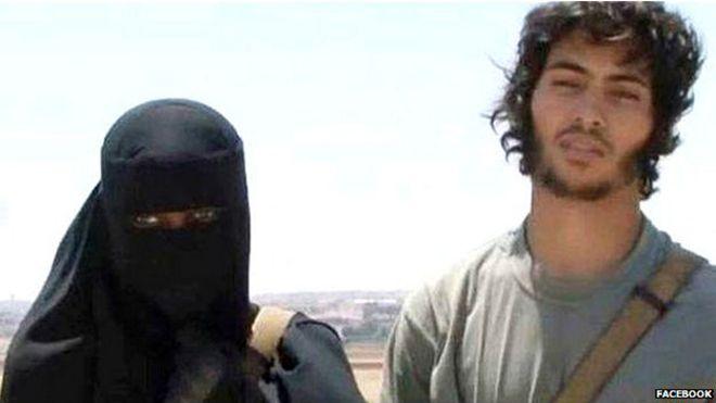 Mujeres yihadistas