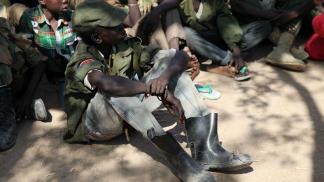 اختطاف عشرات الصبية بمدينة ملكال المضطربة جنوب السودان