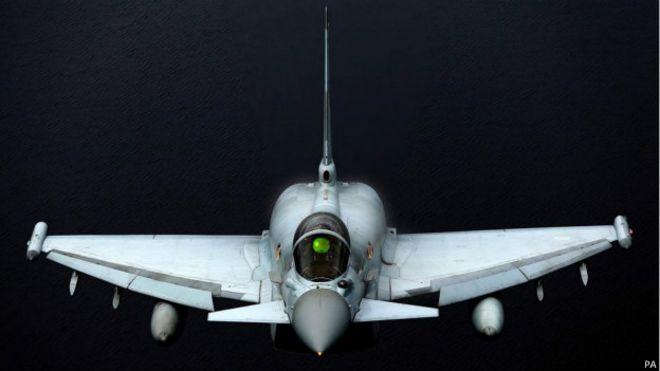 Por dentro dos caças militares do futuro