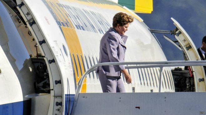 Dilma (AFP)