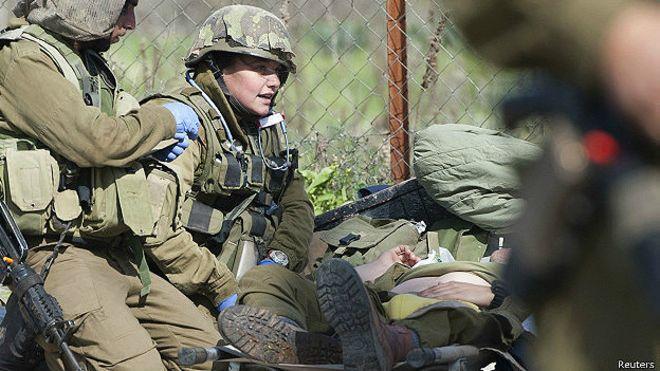 Ataque frontera Líbano Israel
