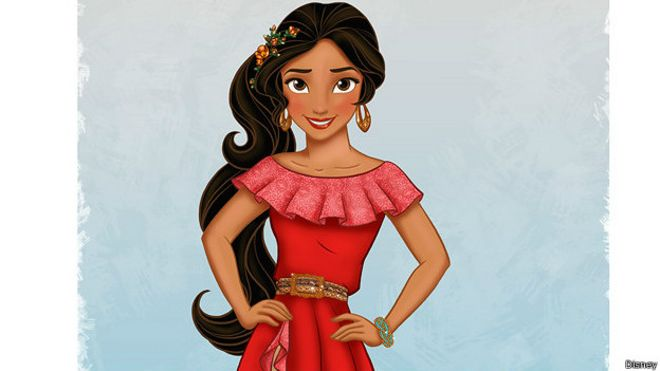 Elena de Avalor será la primera princesa latina de Disney