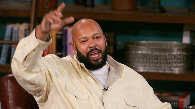 Policía arresta a productor de rap Suge Knight por homicidio