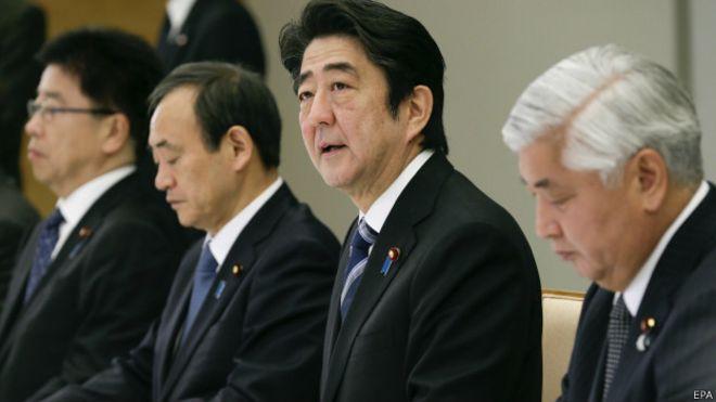 Japão condena 'Estado Islâmico' por morte de jornalista