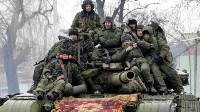 Escalada de violência no leste da Ucrânia é 'catastrófica', diz ONU