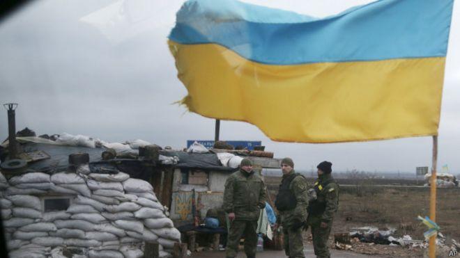 A Ucrânia está perto da 'guerra total'?