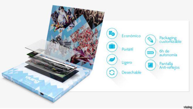 La empresa asegura que el producto tendrá la suficiente batería para cubrir cualquier evento.