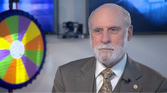 Vint Cerf | Foto: BBC