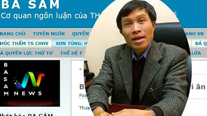 Ba Sàm -Nguyễn Hữu Vinh