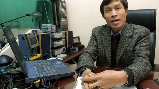 Blogger Ba Sàm - Nguyễn Hữu Vinh