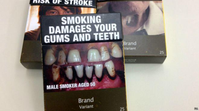 Kemasan rokok polos 'kurangi' perokok baru | Itu Cerita Unik