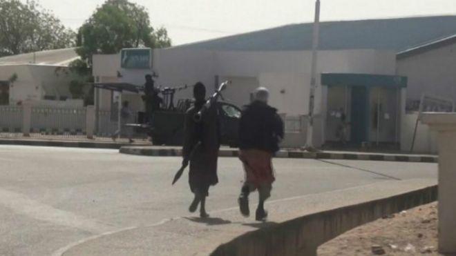 الجيش النيجيري يستعيد السيطرة من بوكو حرام على مدينة باغ شمال شرقي البلاد