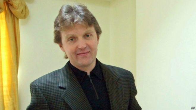Олександр Литвиненко.