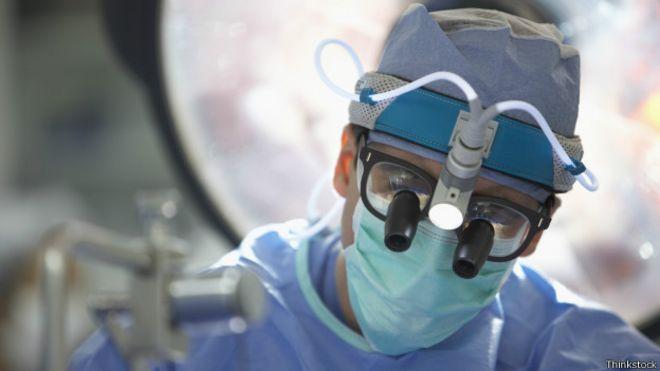 Cirurgião (Foto: Thinkstock)