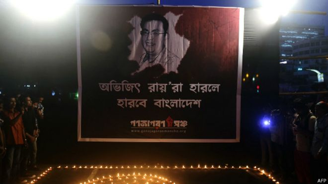 Homenaje a Avijit Roy