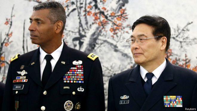 美將軍:中國的挑釁比軍費增長更引人警覺