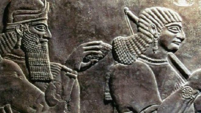 داعش شهر باستانی «نمرود» را تخریب کرد