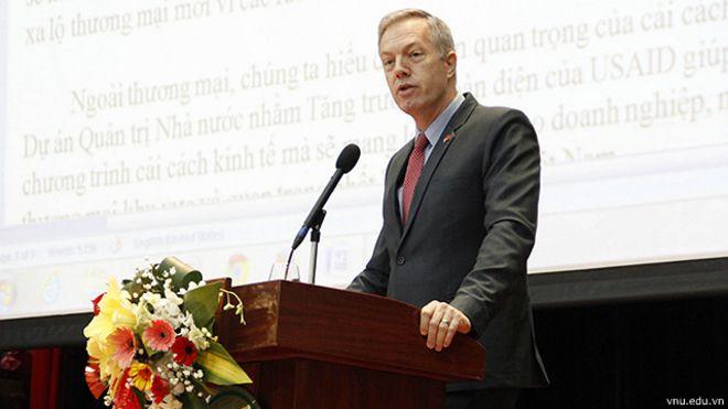 Đại sứ Mỹ Ted Osius