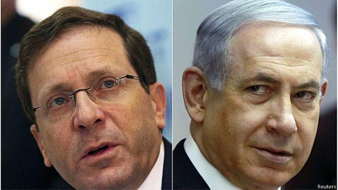 Aposta de Netanyahu, eleição em Israel
