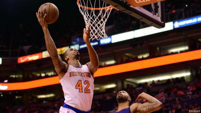 Deportes · Basket · adidas no renovará contrato con la NBA cdffe876d3b