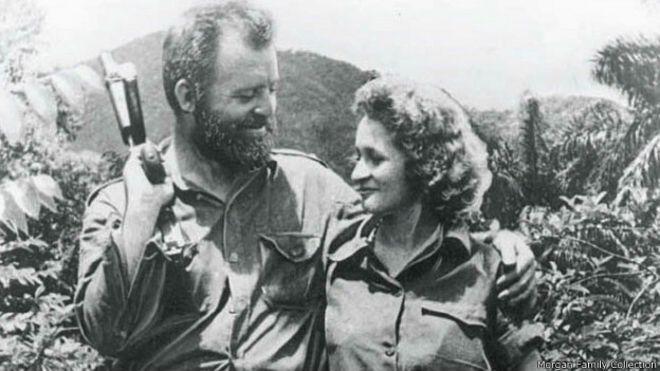 William Morgan, Olga Morgan