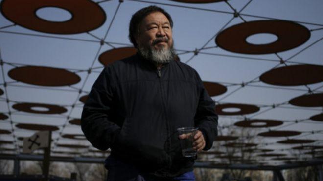 中国异议艺术家艾未未