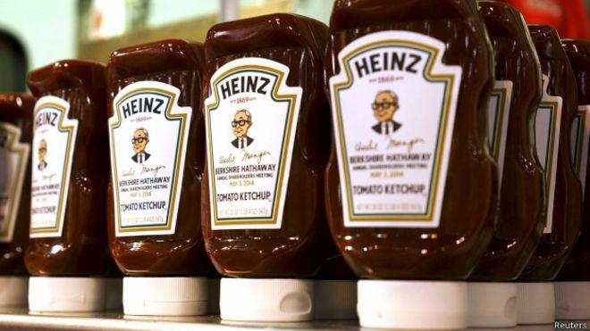 Salsas Heinz