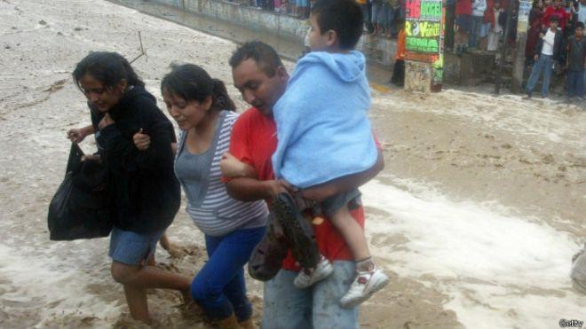 Declaran estado de emergencia por heladas en localidades del centro y sur de Perú