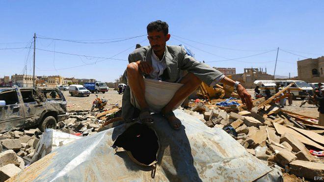 مفوض حقوق الانسان بالأمم المتحدة: اليمن يقف على حافة الانهيار