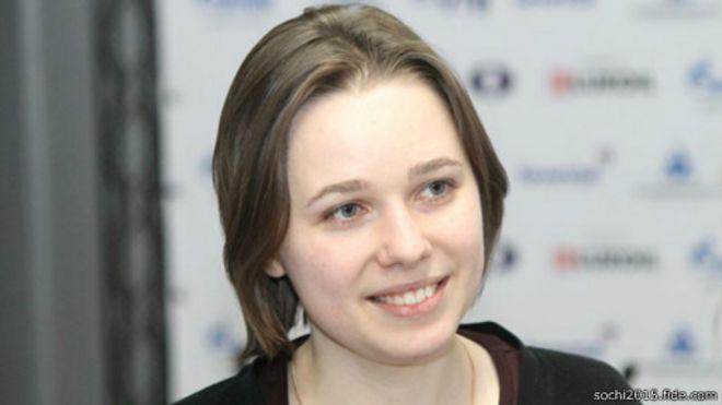 Украинская шахматистка Мария Музычук сенсационно вышла в финал чемпионата мира - Цензор.НЕТ 8379