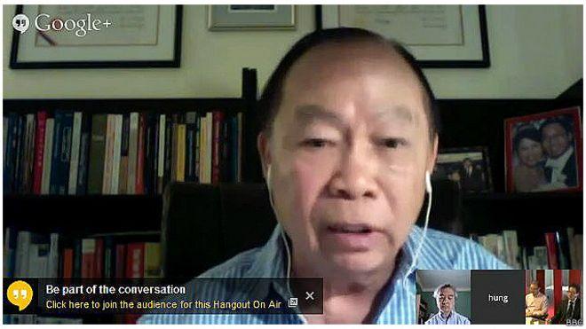 GS. Nguyễn Mạnh Hùng