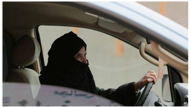 المرأة السعودية وخطوات وئيدة نحو التغيير