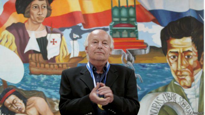 Eduardo Galeano: �Realmente fue tan influyente