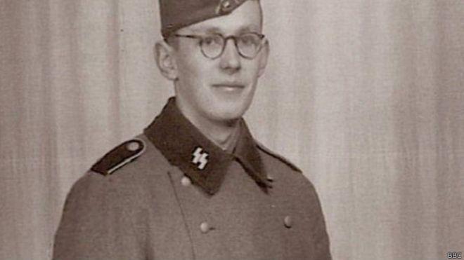 Oskar Groening se unió a las SS y llegó al campo de concentración de Auschwitz en 1942.