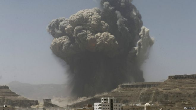 Սաուդյան Արաբիան վերջապես դադարեցրել է Եմենի ռմբակոծումը