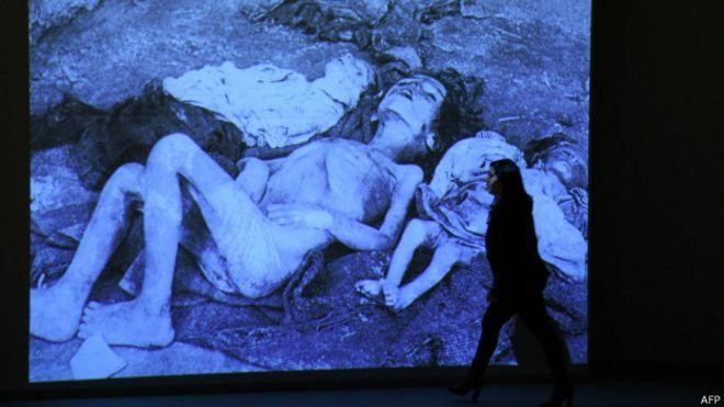 """Imagenes del """"genocidio"""" de armenios"""
