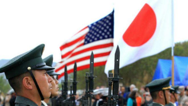 日美防衛新協議旨在制衡中國
